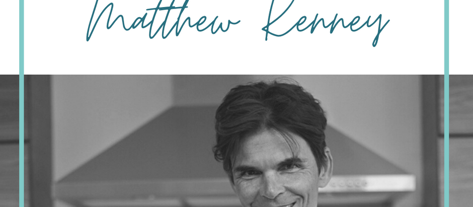 WE(i) Talk: Food Edition - The Interview with Matthew Kenney on Veganism