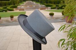 Abella Wedding Top Hat