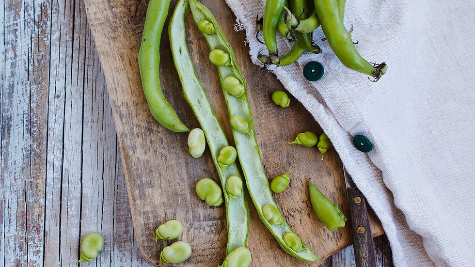 Organic French Bean (200g)