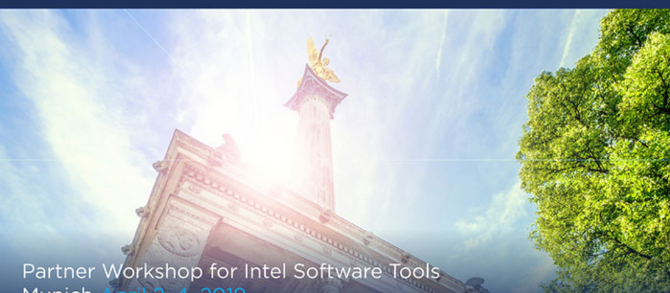 Intel® Annual Partner Workshop for Intel® Software Tools - For Benchmarkers in HPC - April 2019