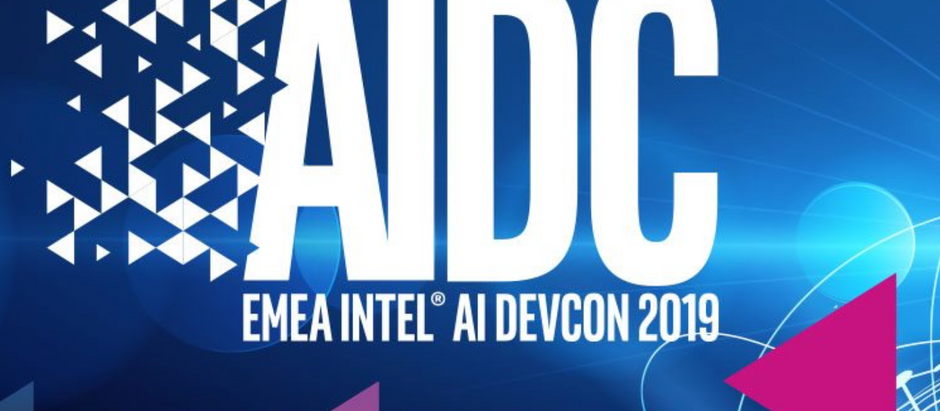 Bayncore at next Intel® AI DevCon 2019 in Munich - by invitation only - 23rd January 2019