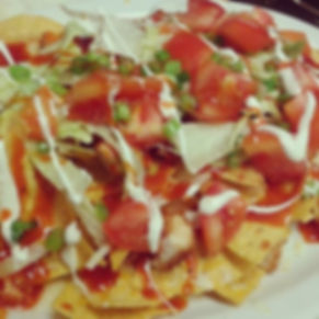 Have you tried our buffalo chicken nacho