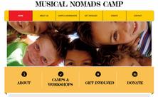 Musical Nomads Camp