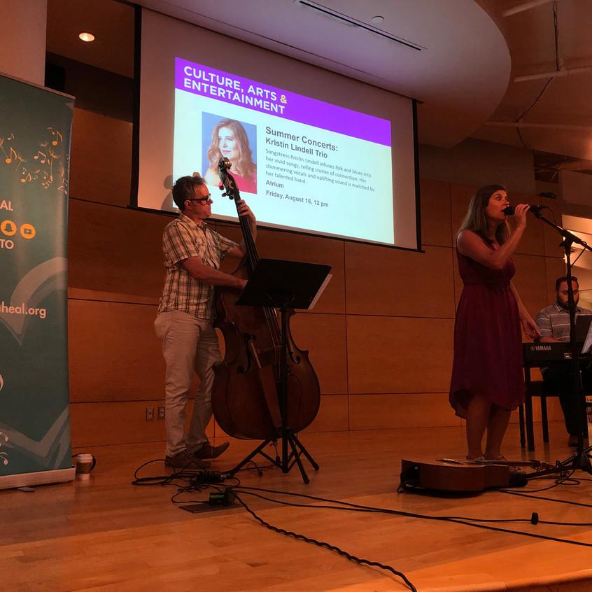 Kristin Lindell Trio