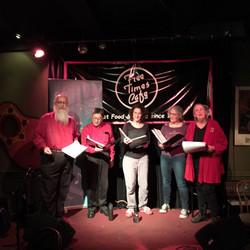 Singing Through Life Choir w. Alan G