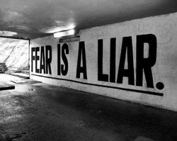 Do what scares you!