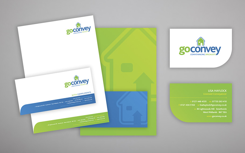 Go Convey Stationery