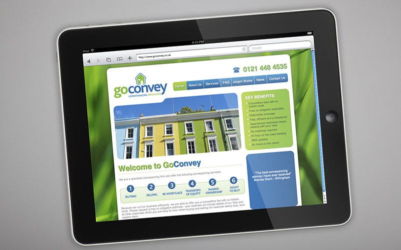 Go Convey Website