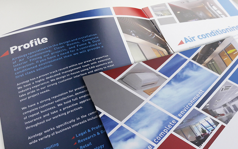 Airology Sales Brochure