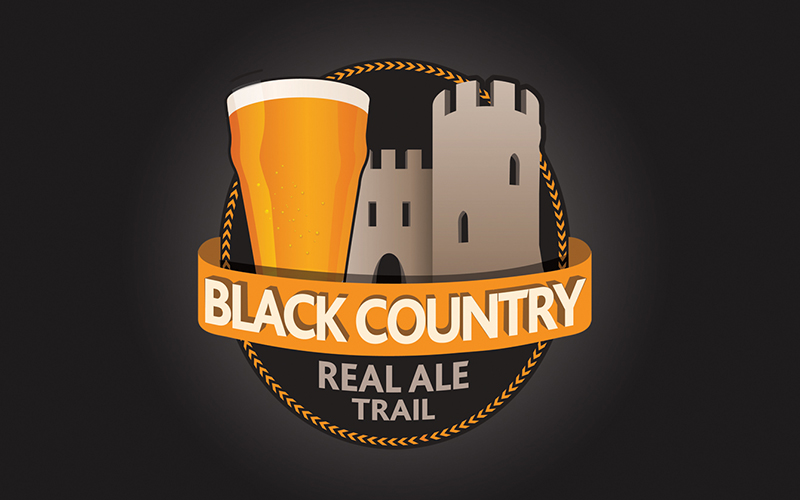 Black Country Real Ale Trail Brand ID