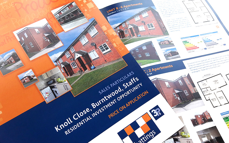 Chattings Lettings Agents Sales Literature