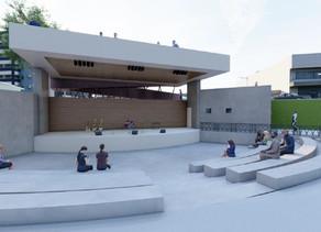 Praça da Bica em Louveira ganhará Concha Acústica
