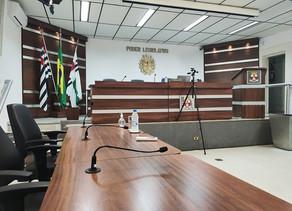 Sessões ordinárias da Câmara Municipal de Vinhedo retornam na segunda, 3