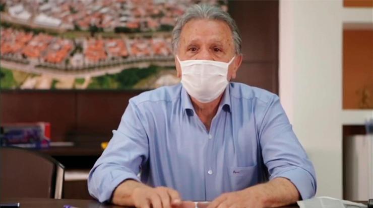 Dr. Dario quebra o silêncio e fala da violência digital que vem sofrendo VINHEDO