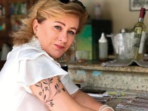 Entrevista com Ana Lilian Coelho Cavalheiro