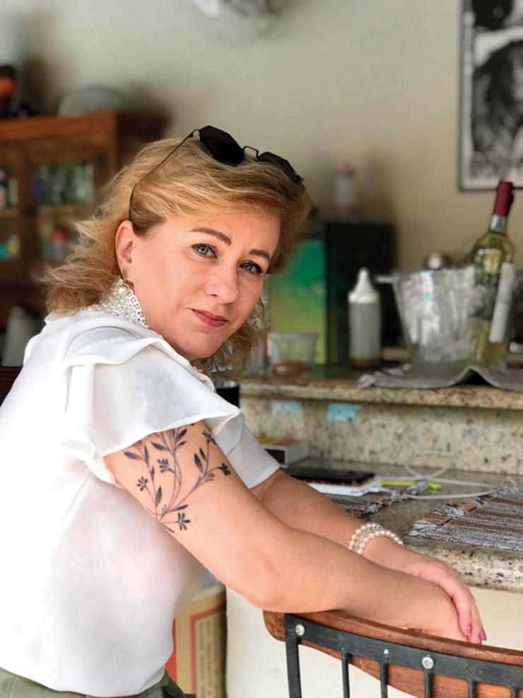 Entrevista com Ana Lilian Coelho Cavalheiro VINHEDO