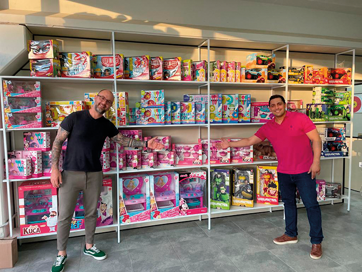 Entrevista com Luciano Gobbi Pavan, da Mielle Brinquedos LOUVEIRA