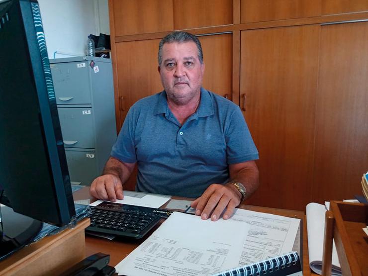 Entrevista com Davilson Aparecido Antunes VINHEDO