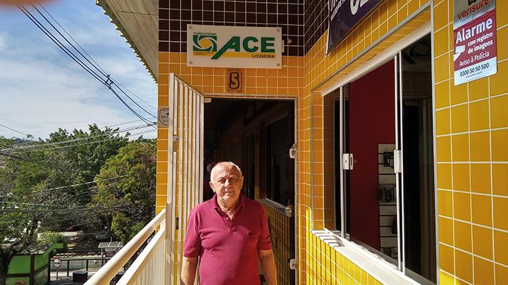 Entrevista com Durval Alides Cogo LOUVEIRA