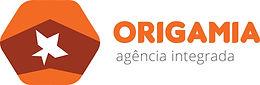 Logo Origamia (Novo - Lateral) - SEM FUN