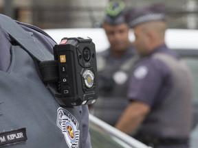 Governo do Estado vai implantar câmeras nos uniformes dos policiais militares