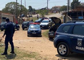 Polícia Civil e GM detém ladrões de residências em Vinhedo