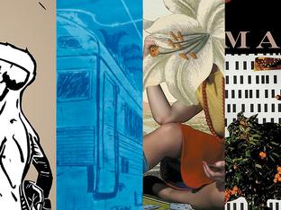 'Arte nas Ruas': Vinhedo abriga exposição de artes a céu aberto