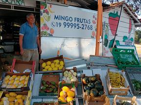Entrevista com Domingo 'Mingo' Barbosa de Souza