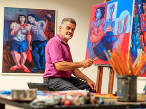 Artista Adelio Sarro fala sobre as perspectivas artísticas no pós-pandemia