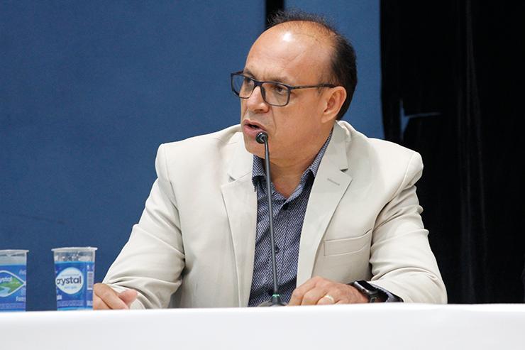 Entrevista com Laércio Neris LOUVEIRA