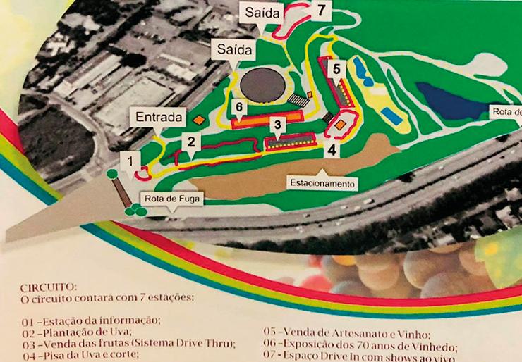 Prefeitura de Vinhedo anuncia cancelamento da Festa da Uva  VINHEDO