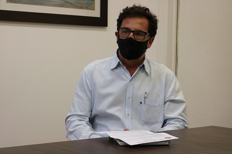 Entrevista com Ricardo Benfica VINHEDO