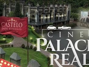 Castelo dos Vinhais inaugura Cinema Drive in em Vinhedo