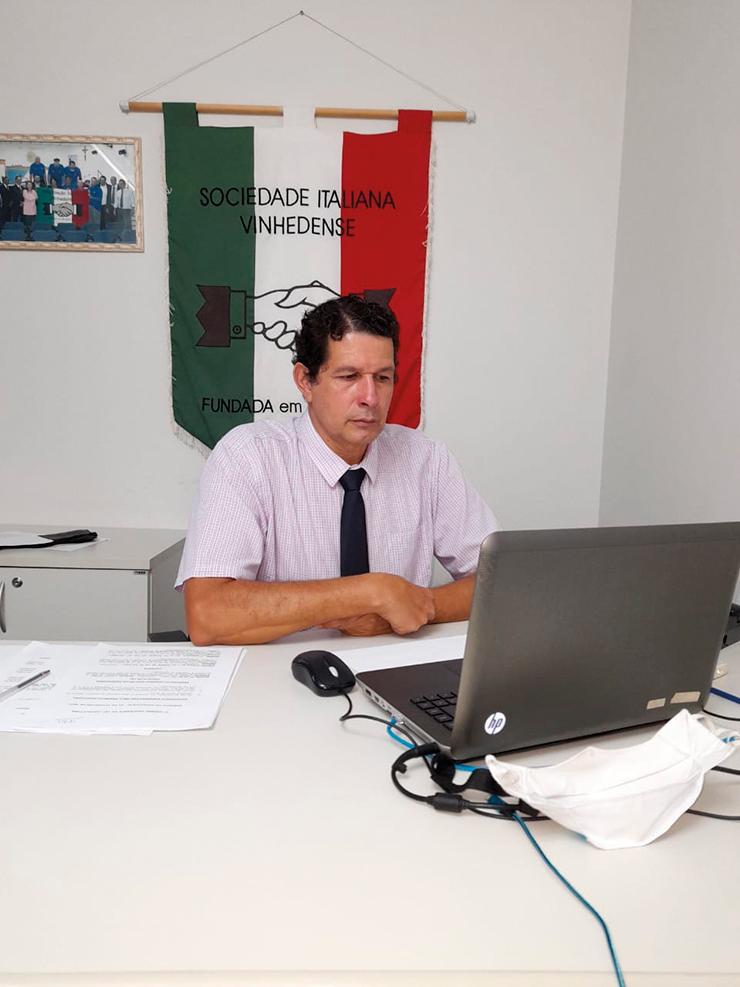 Entrevista com Nilton Braghetto VINHEDO