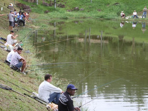 Secretaria de Esportes libera pesca esportiva na Represa II