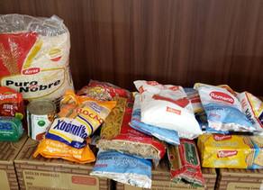 Justiça determina que Prefeitura dê continuidade a entrega das cestas básicas