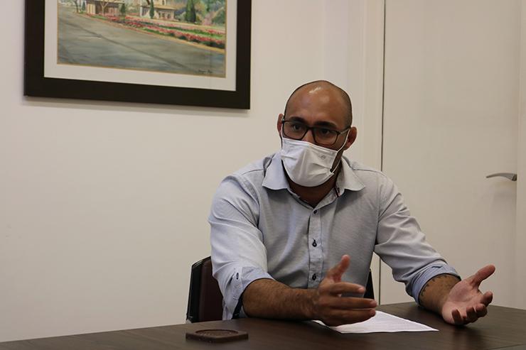 Edson PC não é mais secretário de Esportes e Lazer VINHEDO