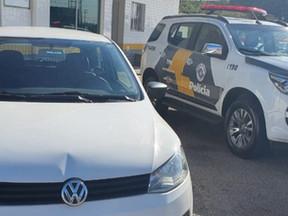 Polícia Rodoviária apreende carro com R$ 475 mil em multas
