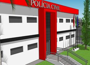 Prefeitura de Louveira apresenta projeto gráfico da revitalização da Delegacia de Polícia