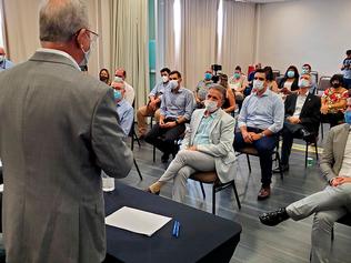 Reunião da RMC discute plano de vacinação na região