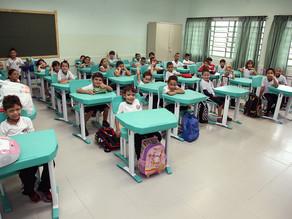 Vinhedo cai em ranking do IDEB que mede a qualidade da Educação na Rede Municipal
