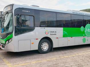Prefeitura de Vinhedo vai pagar subsídio à empresa de transporte