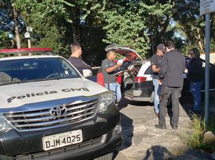 Investigadores de Vinhedo participam de ação contra estelionato
