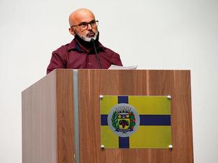 Entrevista com Antônio Marcos de Oliveira Ferreira