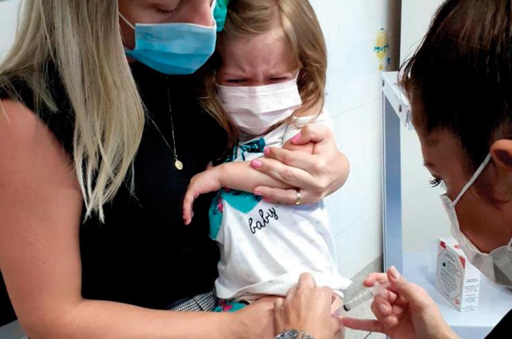 Louveira espera imunizar 6 mil pessoas na primeira etapa de vacinação contra a gripe LOUVEIRA