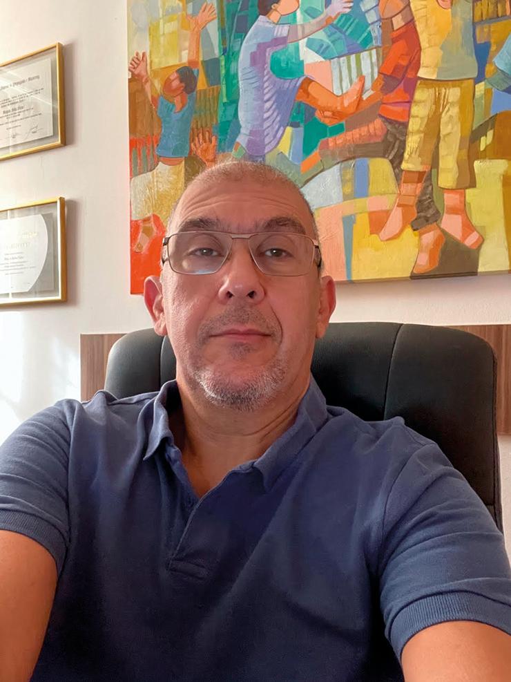 Entrevista com Moisés Seba Neto LOUVEIRA
