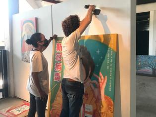 Secretaria de Cultura abre visitação presencial para o Salão de Artes Visuais 2020 na terça, 29
