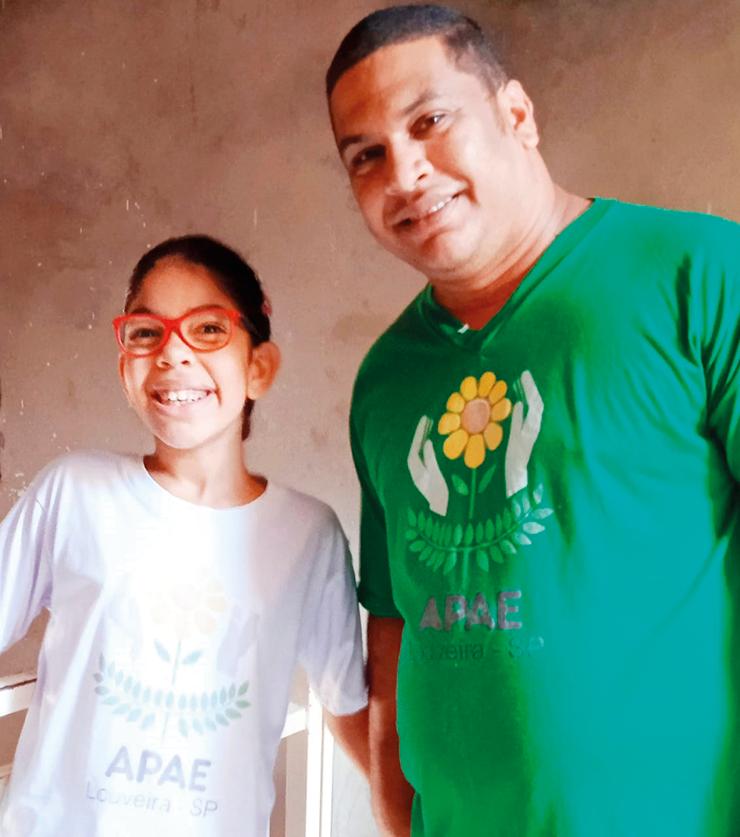 Entrevista com Geilson Santos Flores LOUVEIRA