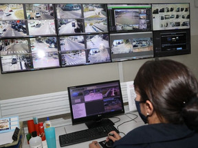 Louveira passa a integrar o maior sistema de videomonitoramento viário do Brasil