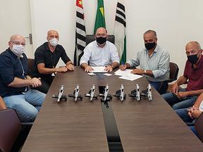 Prefeitura doa armas usadas para outros municípios